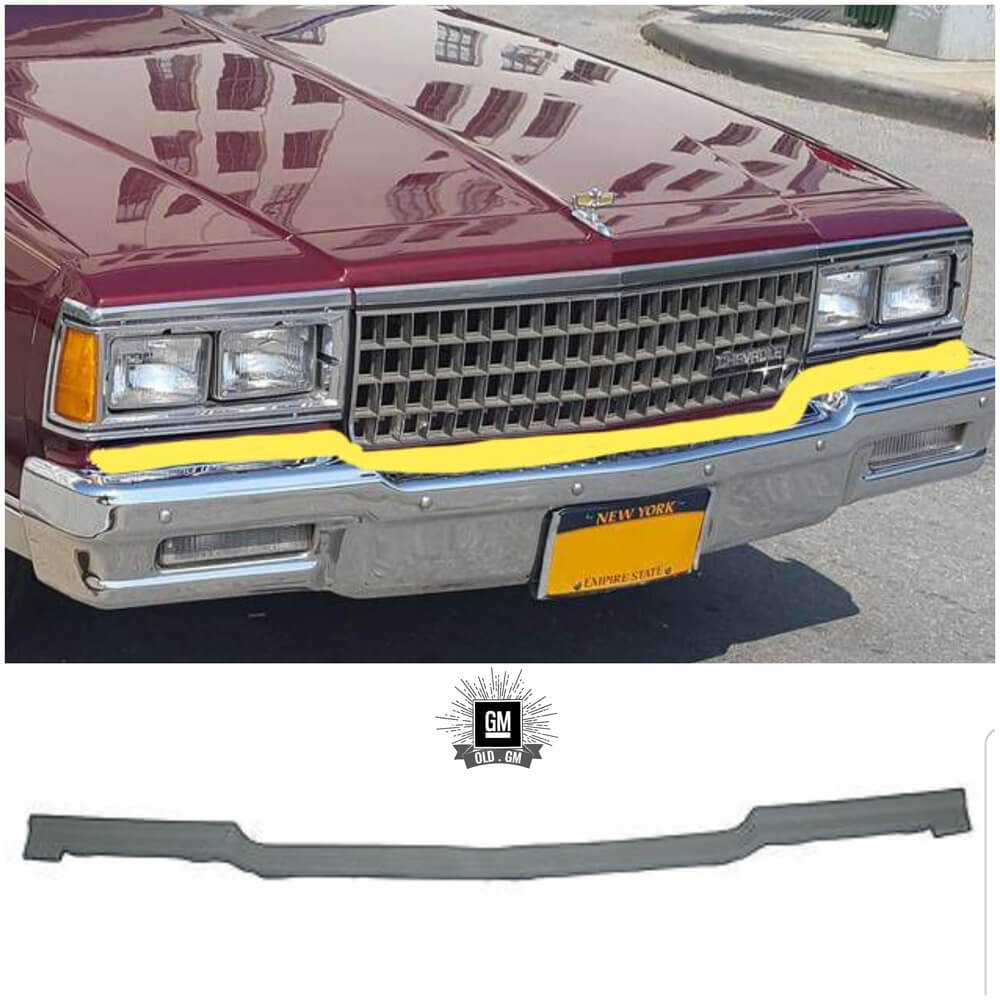 1973 Chevrolet Caprice//Impala Front Fender Fillers 1 Set